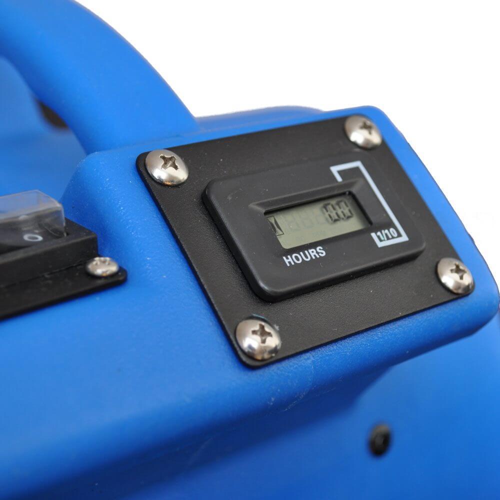 HWS RC20 Turbolüfter (Stundenzähler)